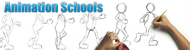 Animation school subjects that start with d