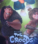 Promo images for The Croods, The Lorax, The Pirates! and more