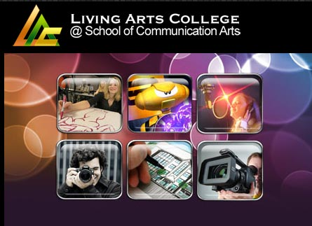 Living Arts College Animation Game Design - Itt tech video game design