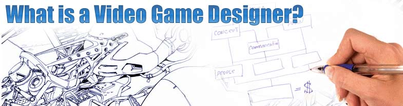 The Game Designers role is arguably the most diverse in the industry, A Game Designer's main function is to conceive the elements of gameplay, and to turn those elements into an interactive experience for the player to enjoy. This requires a robust skill-set both technically and artistically..
